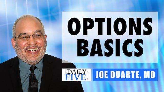 Options Basics | Joe Duarte