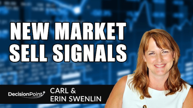 New Market Sell Signals! | Carl Swenlin & Erin Swenlin (05.03)