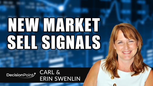 New Market Sell Signals! | Carl Swenl...