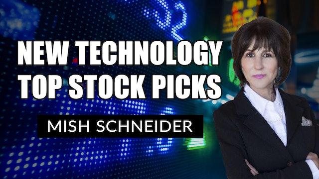 New Technology Top Stock Picks | Mish Schneider (01.22)