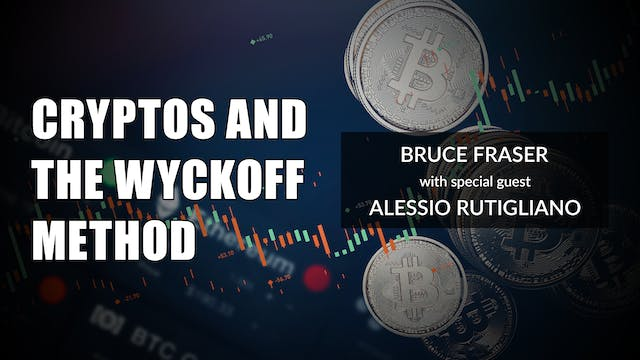 Crypto's and the Wyckoff Method | Bru...