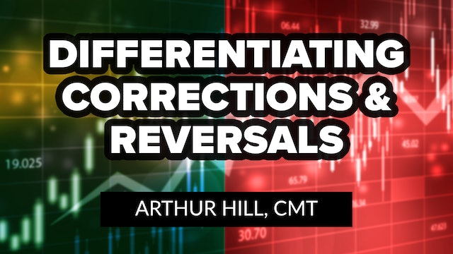 Differentiating Corrections and Reversals (01.14)