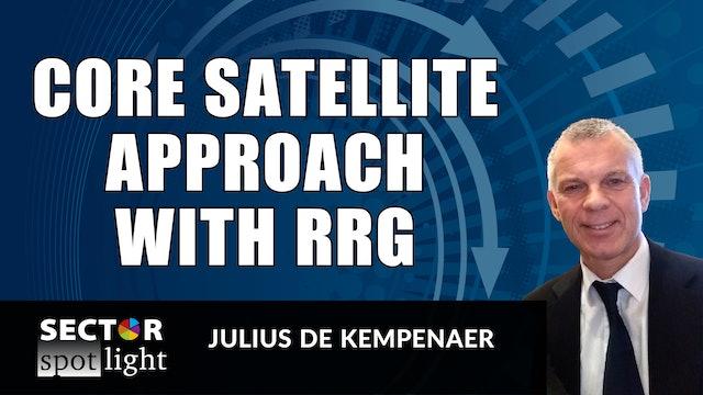 Core-Satellite approach with RRG   Julius de Kempenaer (01.19)