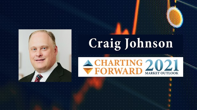 Charting Forward: 2021 Market Outlook   Craig Johnson, CFA, CMT