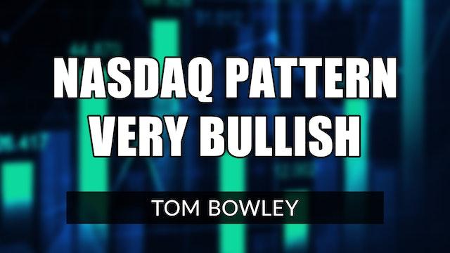 NASDAQ Pattern is Very Bullish | Tom Bowley (04.27.21)