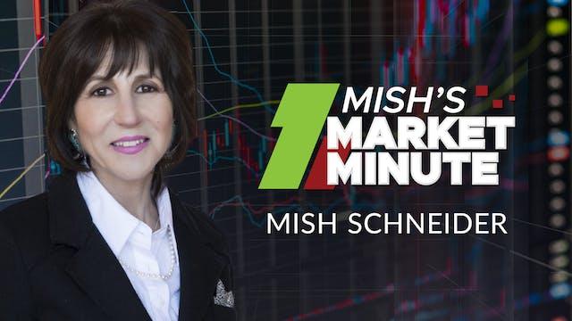 Mish's Market Minute with Mish Schneider