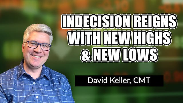Indecision Reigns with New Highs and ...