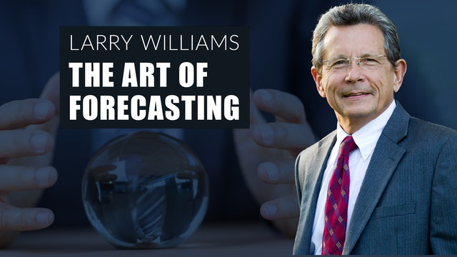 The Art of Forecasting (01.15.20)