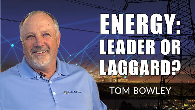 Will Energy Be A Leader Or A Laggard?...