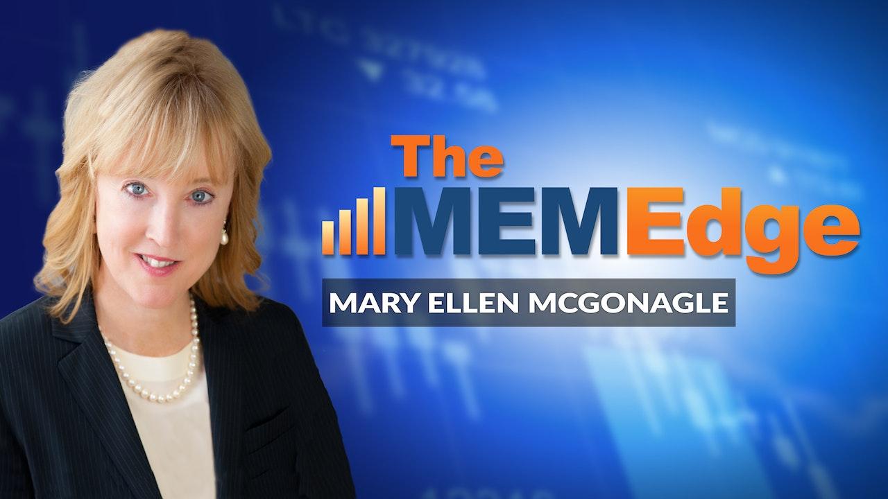 The MEM Edge with Mary Ellen McGonagle