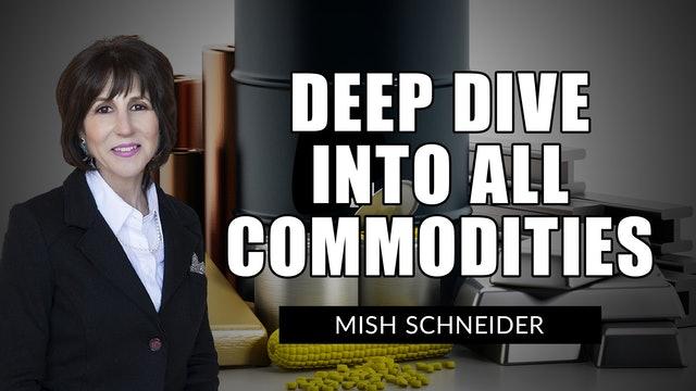 Deep Dive Into All Commodities | Mish Schneider (04.16)