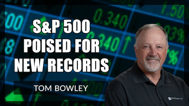 S&P 500 Poised For New Records Ahead ...