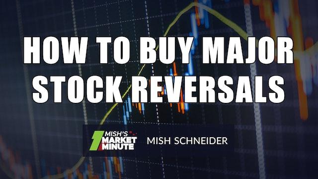 How to Buy Major Stock Reversals | Mish Schneider (07.08)