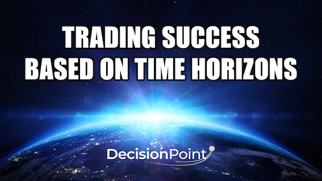 Trading Success Based on Time Horizons (12.21.20)