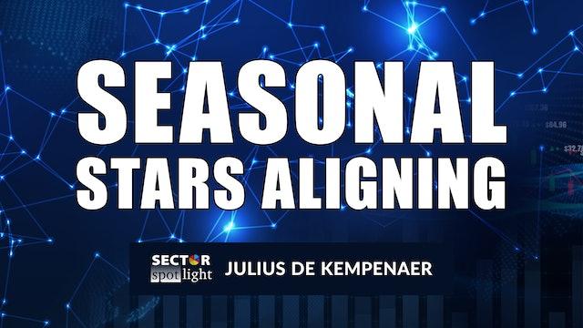 Seasonal Stars Aligning | Julius de Kempenaer (04.27)