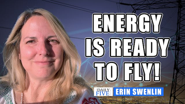 The Energy Sector Is Ready To FLY! | ...