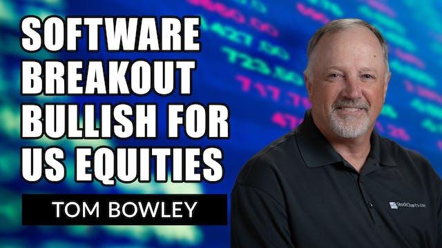 Software Breakout Very Bullish For U....