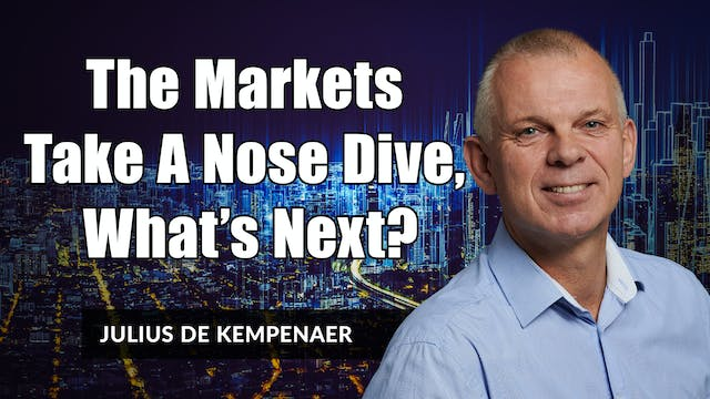 The Markets Take A Nose Dive, What's ...