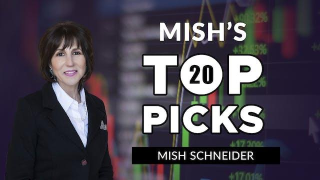 Mish's Top 20 Picks | Mish Schneider ...