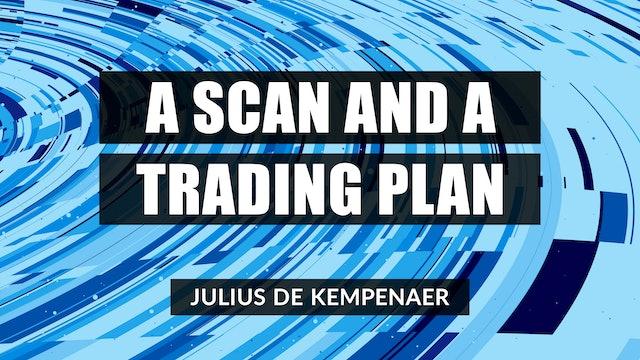 A Scan And A Trading Plan | Julius de Kempenaer