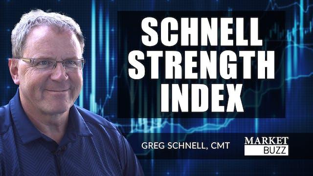 Schnell Strength Index | Greg Schnell...