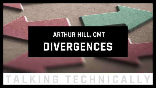 Divergences | Arthur Hill, CMT