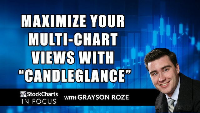 """Maximize Your Multi-Chart Views With """"CandleGlance""""   Grayson Roze (05.07)"""