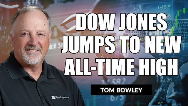 Dow Jones Jumps To Another All-Time H...