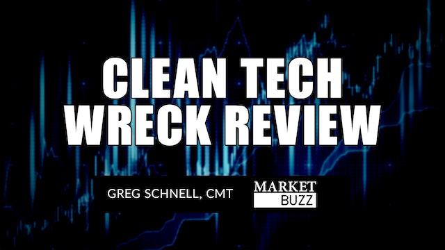 Clean Tech Wreck Review | Greg Schnell, CMT (05.12)