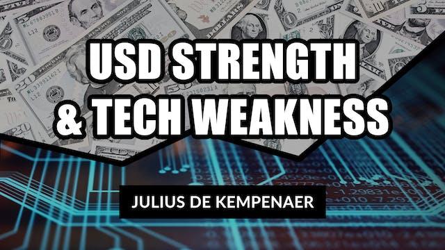USD Strength and Tech Weakness | Juli...
