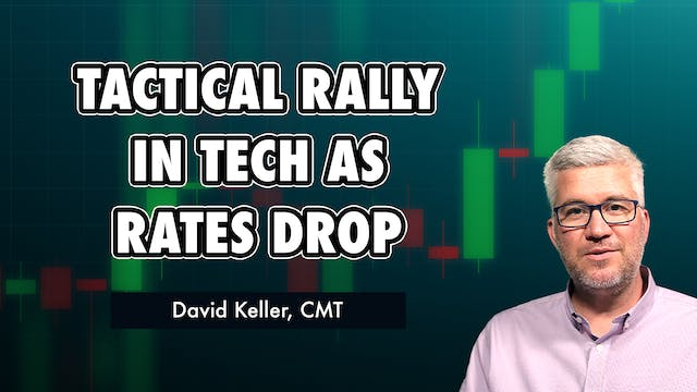 Tactical Rally in Tech as Rates Drop ...