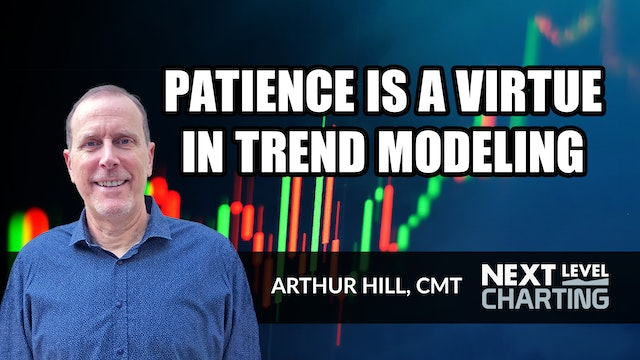 Patience Is A Virtue In Trend Monitoring | Arthur Hill, CMT (02.18)