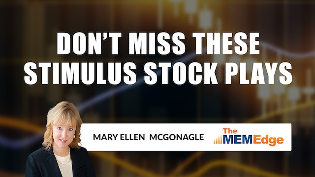 Don't Miss These Stimulus Stock Plays! (01.15)