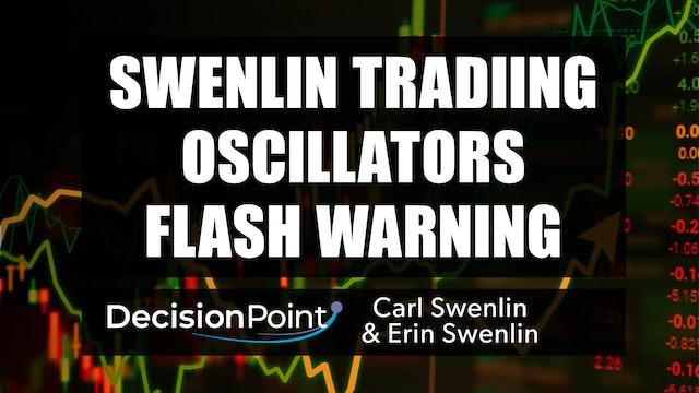 Swenlin Trading Oscillators Flash Warning   Carl Swenlin & Erin Swenlin (04.12)