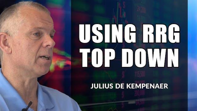 Using RRG Top-Down | Julius de Kempenaer
