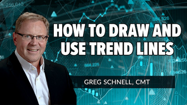 How to Draw and Use Trend Lines | Greg Schnell, CMT (09.22)