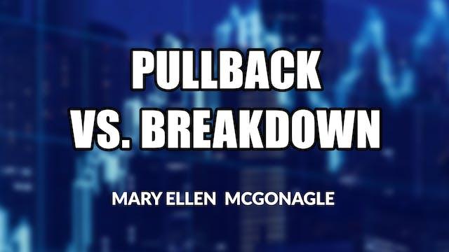 Pullback vs. Breakdown - Spotting the...