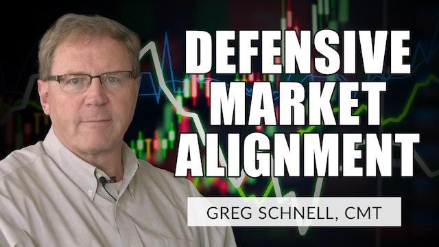 Defensive Market Alignment | Greg Schnell, CMT (07.21)