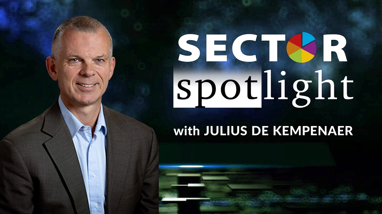 Sector Spotlight with Julius de Kempenaer