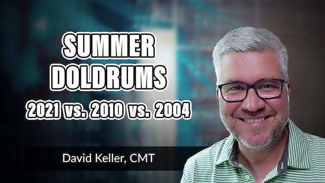 Summer Doldrums: 2021 vs. 2010 vs. 20...