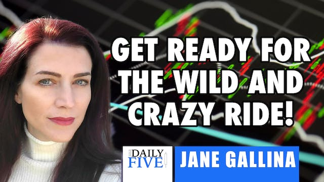 Get Ready for the Wild and Crazy Ride...