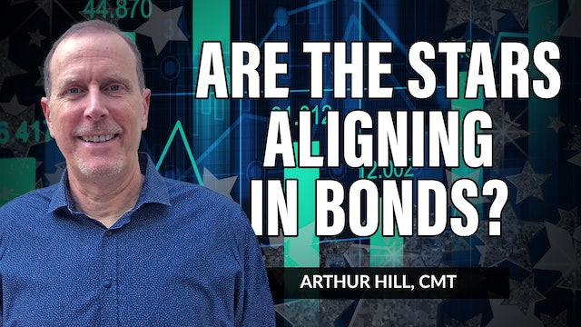 Are the Stars Aligning In Bonds? | Arthur Hill, CMT