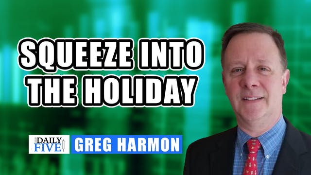 Squeeze Into The Holiday | Greg Harmo...