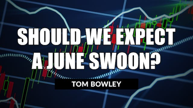 Should We Expect A June Swoon? | Tom ...