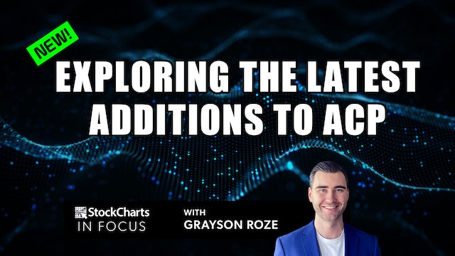 NEW! Exploring The Latest Additions In ACP   Grayson Roze
