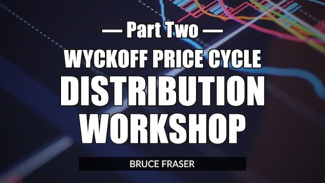 Distribution Workshop Part II | Bruce...