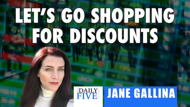 Let's Go Shopping For Discounts | Jan...