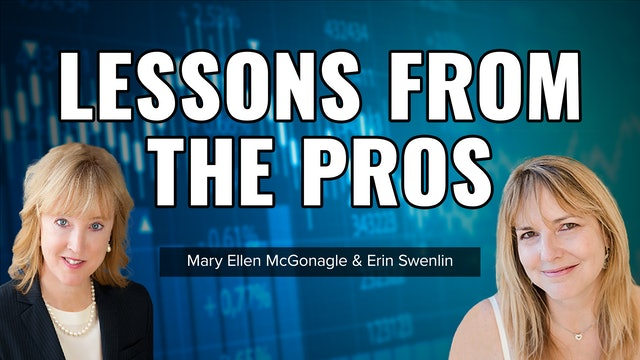 Lessons from the Pros | Erin Swenlin & Mary Ellen McGonagle (08.05)