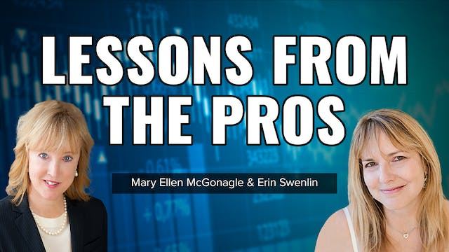 Lessons from the Pros | Erin Swenlin ...