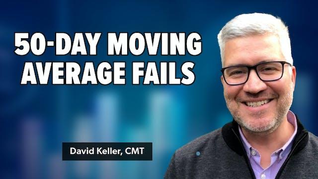 50-Day Moving Average Fails | David K...